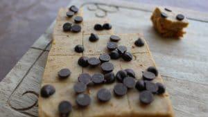 Pâte à cookies Herta chocolat caramel