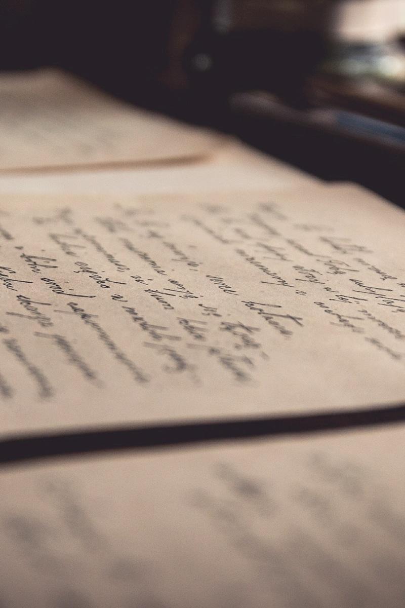 Lettre à moi-même – 40 ans.