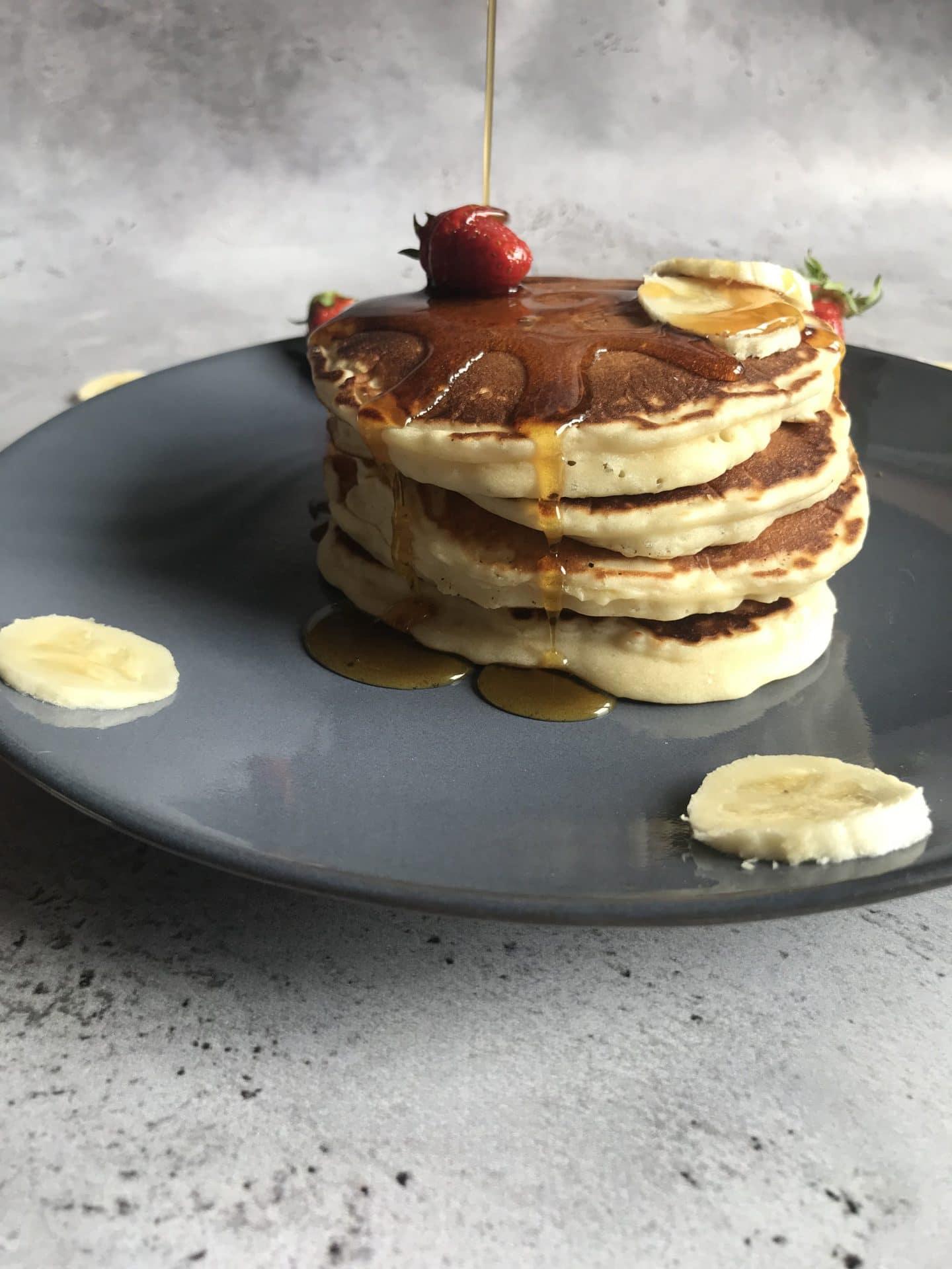 Recette de Pancakes facile ! - Sophie's Way